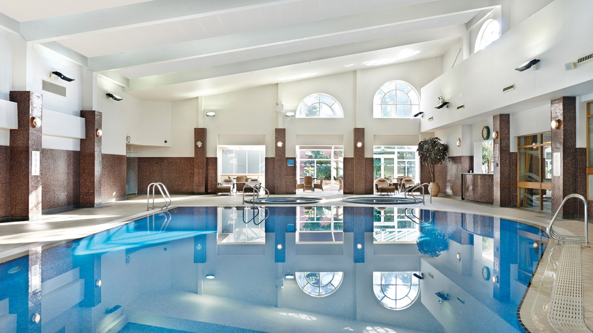 Swimming Pool at The Belfry