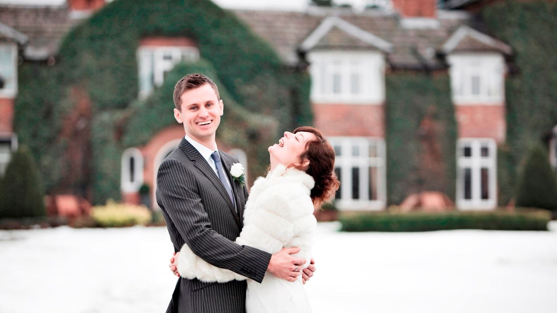 Wedding at The Manor House, The Belfry
