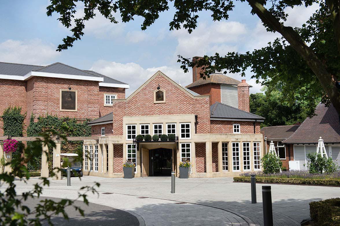 Award-winning Luxury UK Hotel - The Belfry Hotel & Resort