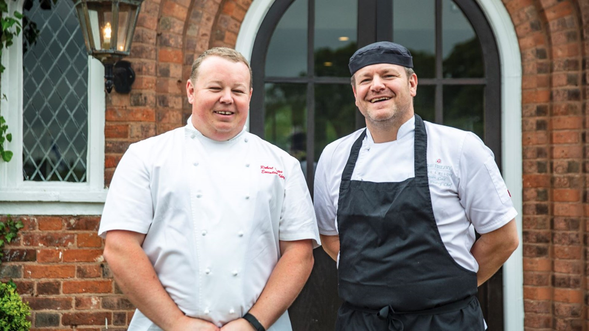 Chefs at The Belfry