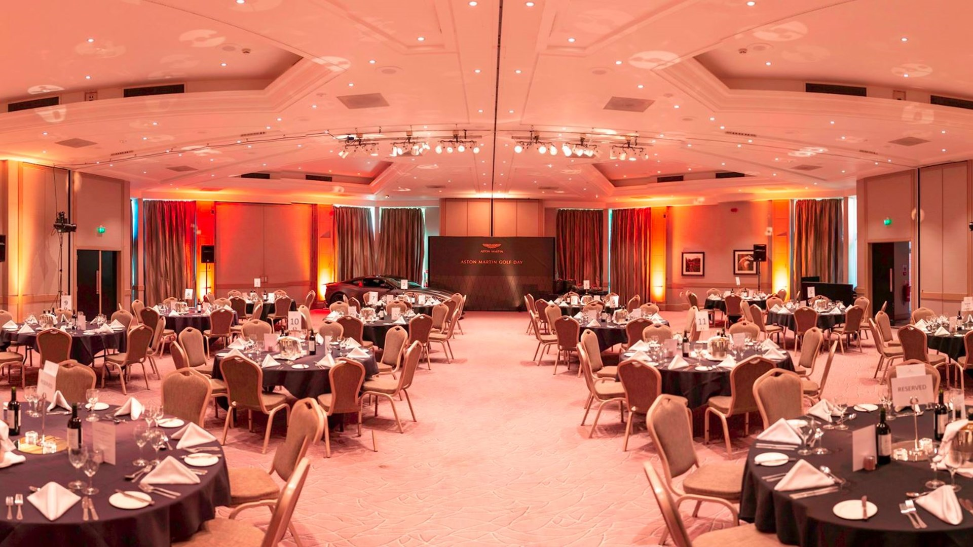 Banquets & Conferences at The Belfry