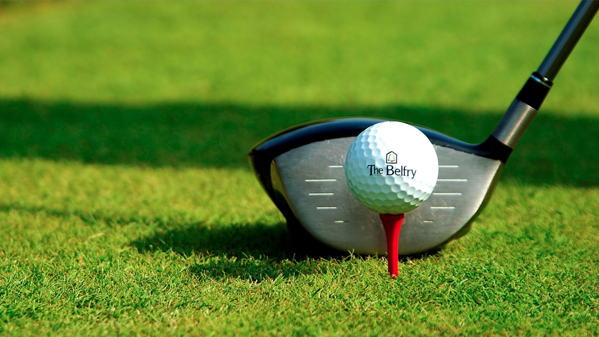 Belfry Golf Ball