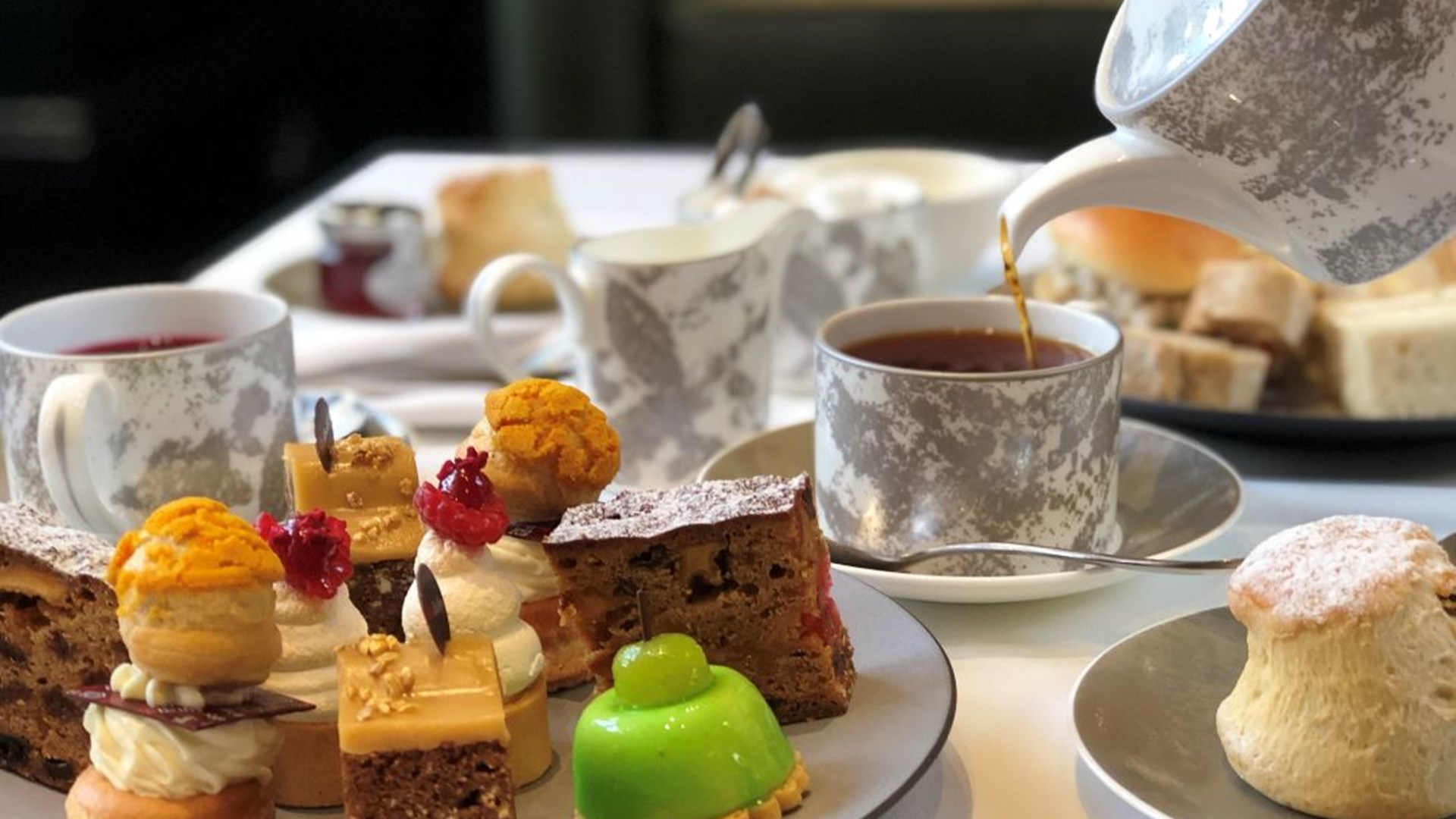 Afternoon Tea at The Belfry