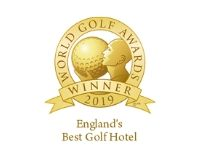 England's Best Golf Hotel